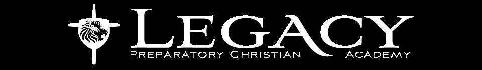 Legacy Preparatory Christian Academy Logo